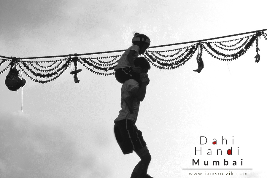 Dahi Handi celebrations during Janmashtami | Mumbai