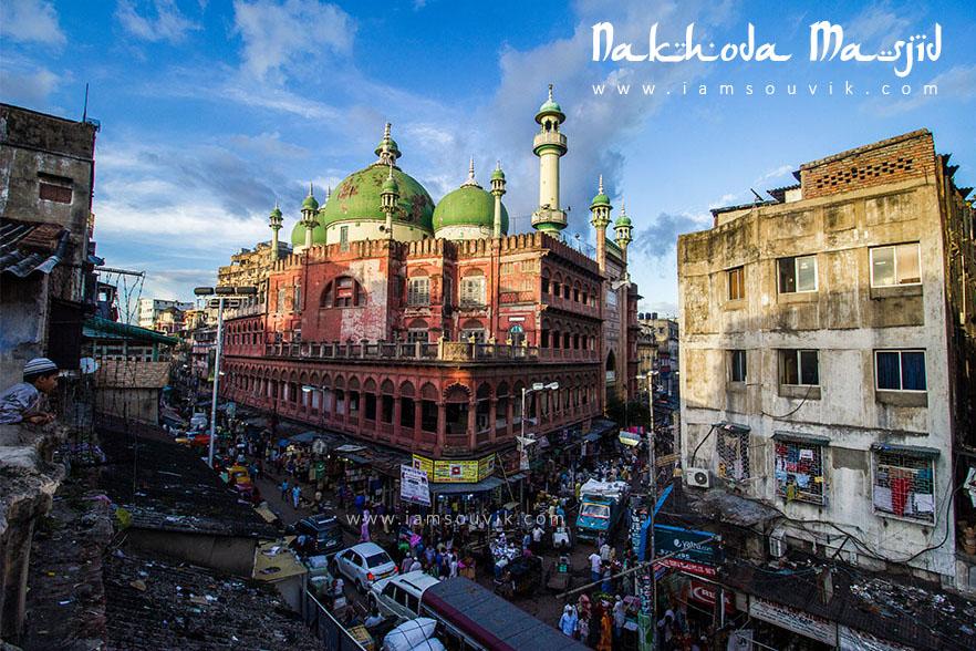 Nakhoda Masjid | Kolkata