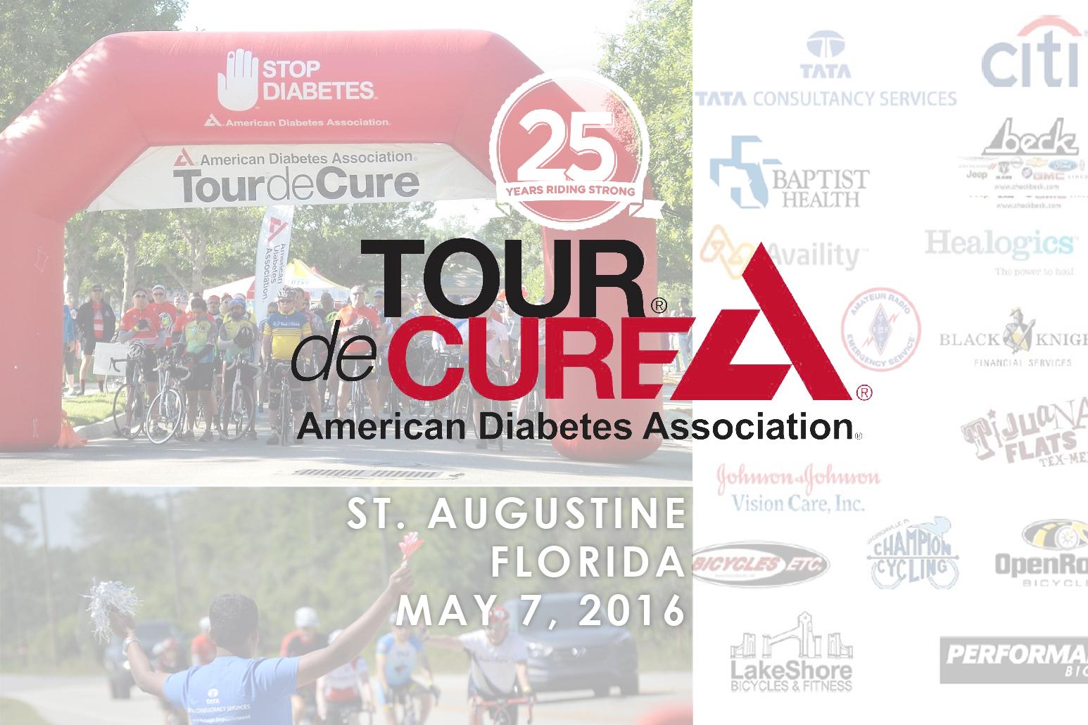 Tour de Cure 2016 | Biking for a cause